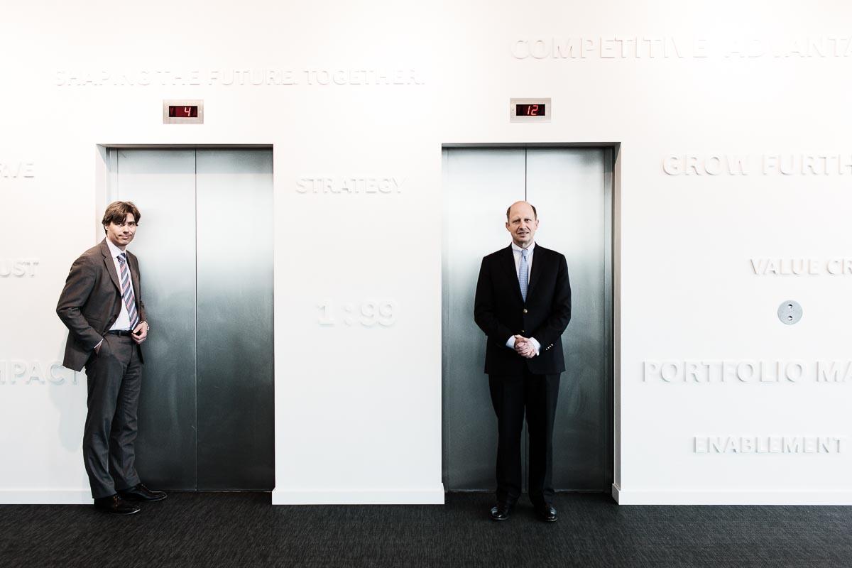 Carsten Kratz und Christian Veith, BCG