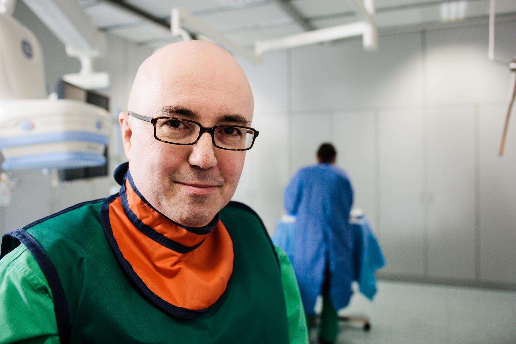 Kardiologe im Evangelischen Krankenhaus Düsseldorf