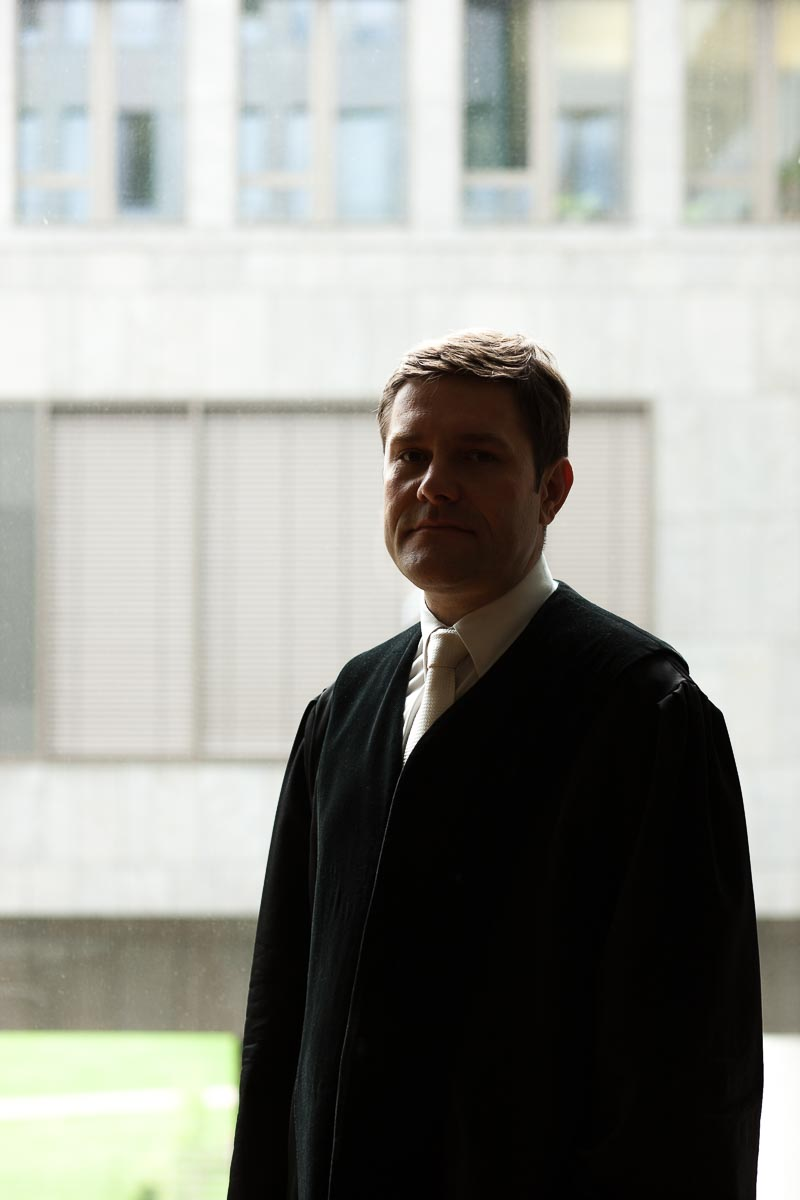 Der Richter am Landgericht