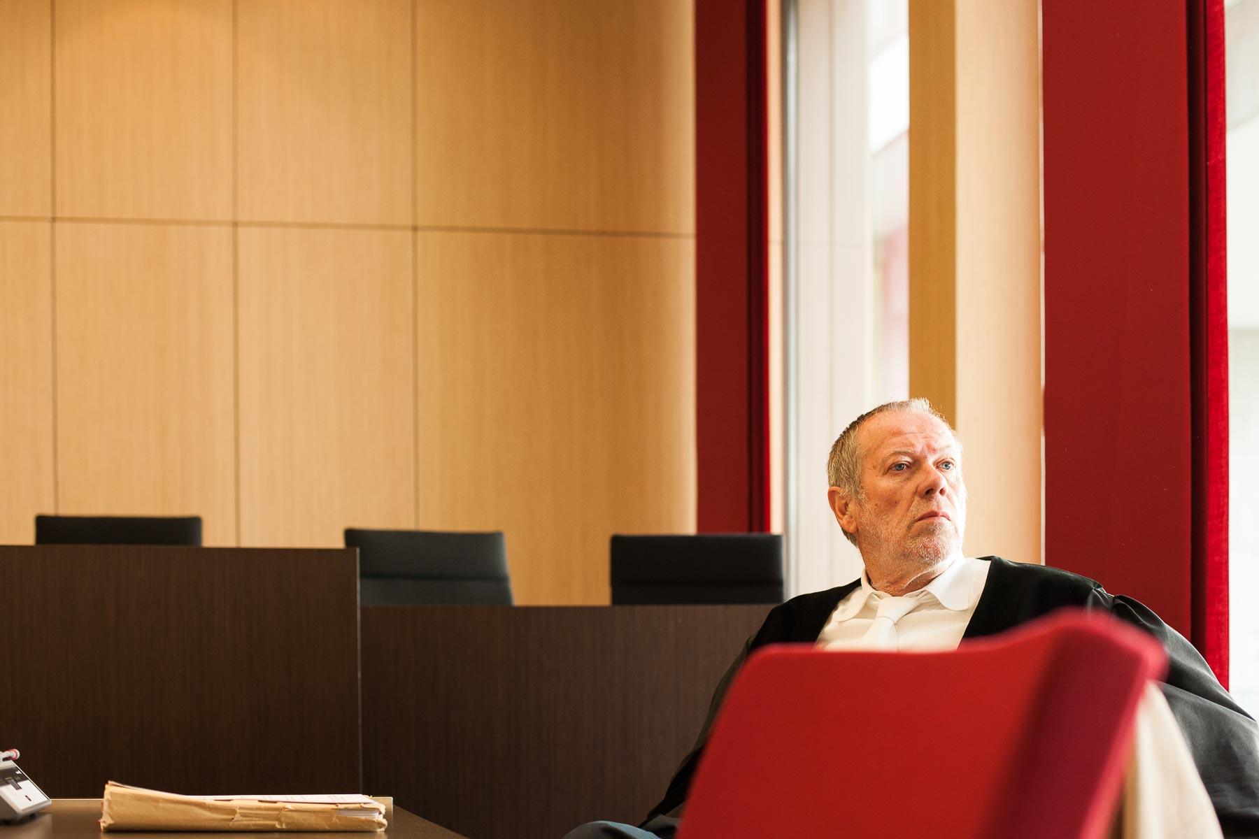 Der Staatsanwalt am Landgericht