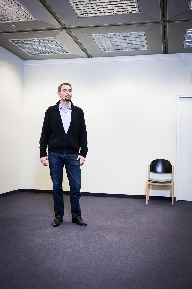Der Rentenerklärer Stefan Albrecht