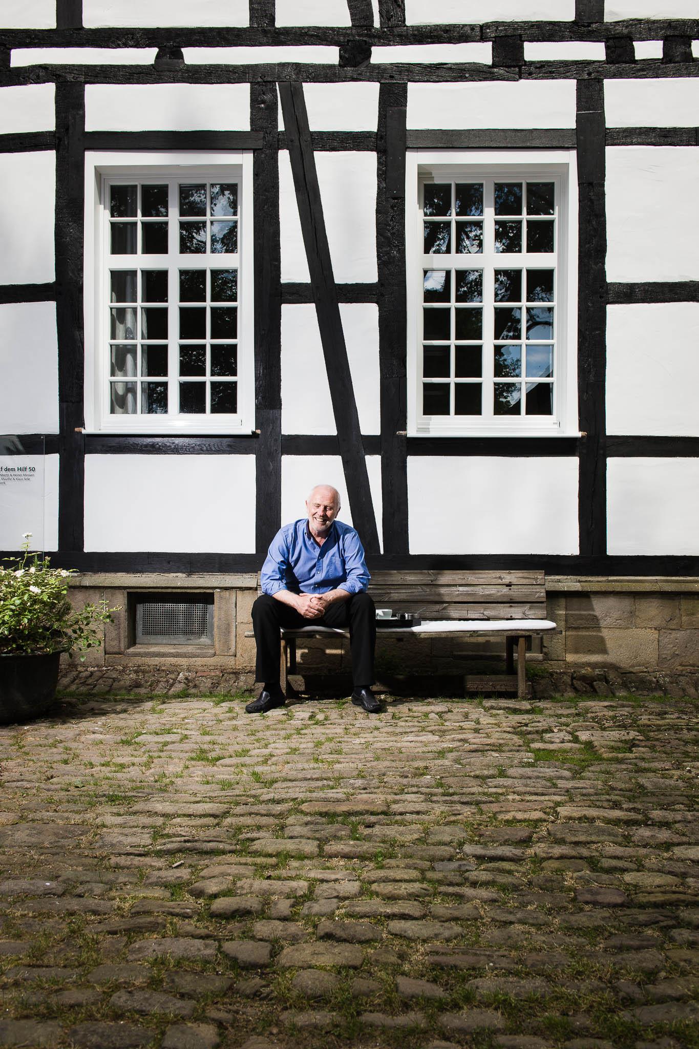 Klaus Selle Professor für Stadtentwicklung an der RWTH Aachen