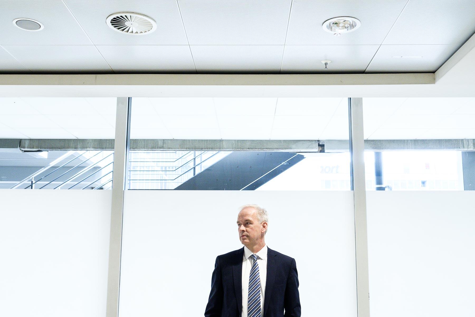 Portraitaufnahme der Geschäftsführung der Moore Stephens Deutschland AG