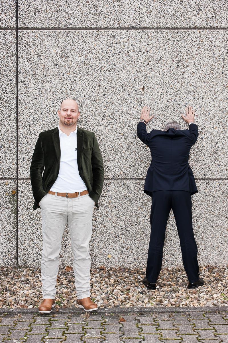 Markus Brütsch und Dr. Hans Joachim Weinberger, Fundsters AG