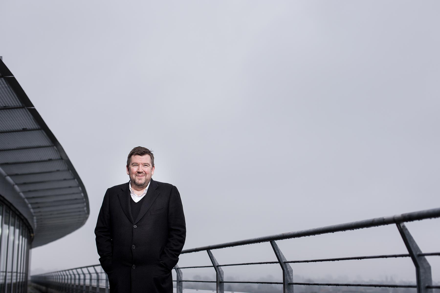 Michael Blickle, CEO Altran Deutschland