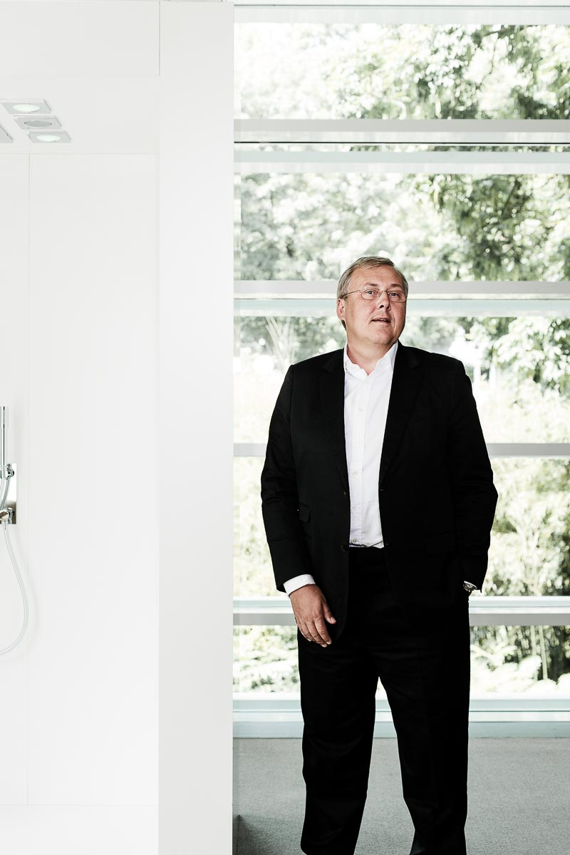 David Haines, CEO Grohe AG