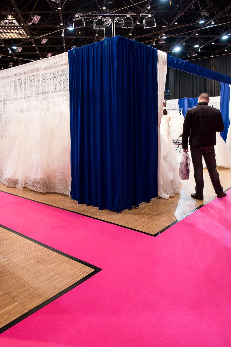 16.11.2014-Brautmesse in Düsseldorf