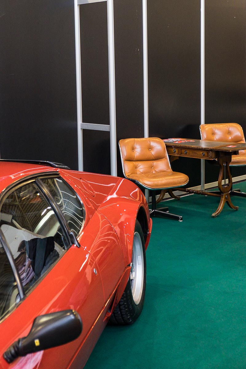 16.04.2015 - Classic Cars Messe