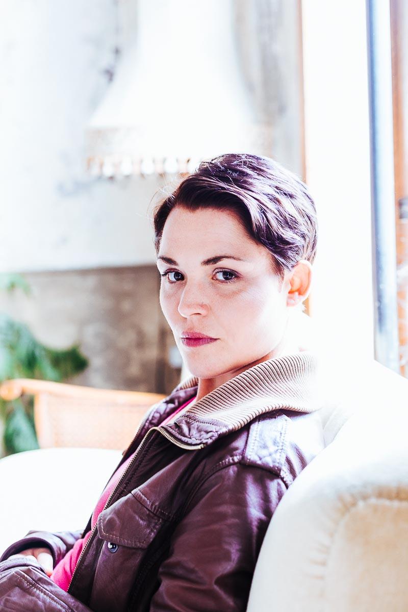 Fritzi Eichhorn, Schauspielerin - Portrait für Homepage