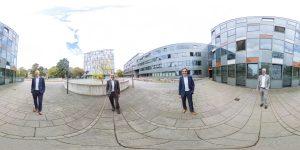 Geschäftsführer der regioiT Aachen in 360°