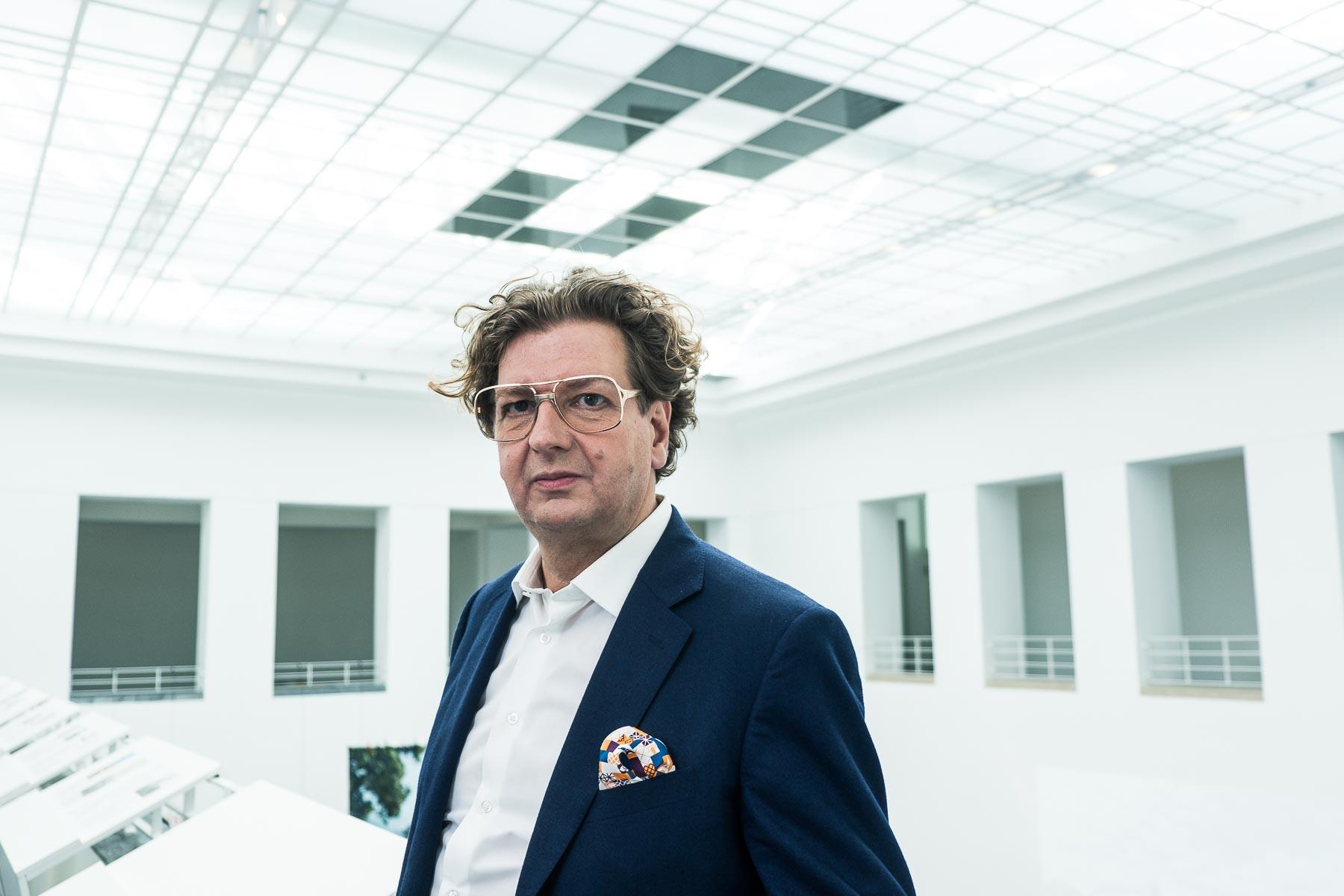 Der Dipl. Ing. Georg Wintgen kandidiert für die Kammerwahl 2020
